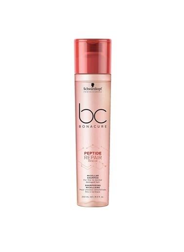 Bonacure Peptide Acil Kurtarma Micellar Saç Bakım Şampuanı 250 ml Renksiz